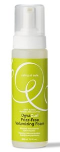 DevaCurl Frizz-Free Volumizing Foam 1.7 oz