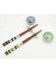 Japonés Asiático de comedor platos para sushi Sashimi utensilios de palillos con la Salsa de soja