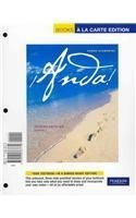 ¡Anda! Curso elemental, Books a la Carte  Edition Plus MySpanishLab