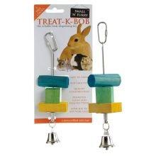 Small Pet Toy Treat-K-Bob Stick Sharples 'N' Grant