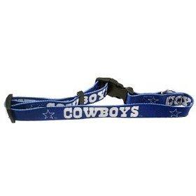 Dallas Cowboys NFL Dog Collar Large
