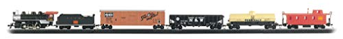 Bachmann Trains - Chattanooga Ready To Run 155 Piece Electric Train Set - HO Scale