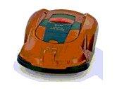 Automower Gehäuse-Tuning orange  (für 220 AC / 230 ACX)