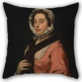 Alphadecor Oil Painting George Beare - An Unknown Woman, Called...
