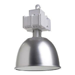 Hubbell Industrial Lighting BL-400PLBQ Utility Lowbay with Quartz Restrike