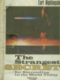 The Strangest Secret For Succeeding In The World Today, By Earl Nightingale, 6 Audio Cassettes