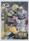 Edgar Bennett Green - Edgar Bennett (Football Card) 1997 Playoff Green Bay Packers Super Sunday - Box Set [Base] #13