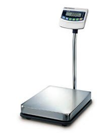 CAS BW-60 Bench Scale, 150 x 0.05 lbs, Legal for Trade 0.05 Lb Light