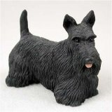 Scottish Terrier Original Dog Figurine (4in-5in)