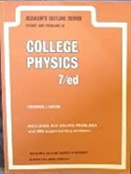 Schaum's outline of theory and problems of college physics (Schaum's outline series in science)