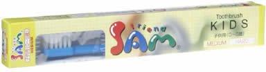 Sam toothbrush Kids Medium