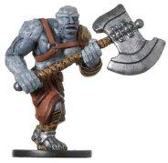 D & D Minis: Goliath Barbarian # 18 - Deathknell