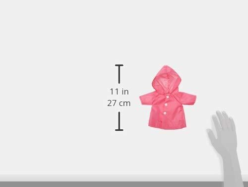 Bigjigs Toys Pink Raincoat 13-Doll Outfit Bigjigs Toys Ltd BJD532