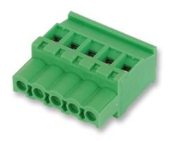 Phoenix Contact Terminal - PHOENIX CONTACT 1792786 TERMINAL BLOCK, PLUGGABLE, 5 POS, 24-12AWG (1 piece)