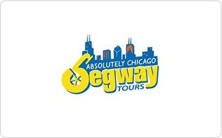Absolutely Chicago Segway Tours Gift Card ($70)