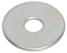 HODELL-NATCO INDUSTRIES GIDDS-902071 3/8'' x 1-1/2'' Fender Washers (100 Pack) by Hodell-Natco Industries