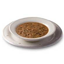 TrueSoups Harvest Mushroom Bisque - 8 lb. bag, 4 per case by Heinz