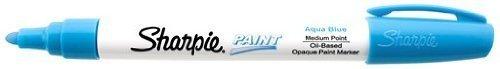 Sharpie Sharpie Paint Markers aqua blue medium