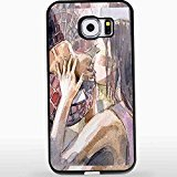 Spiderman Kiss Mary Jane 4 for Iphone and Samsung Galaxy Case (Samsung Galaxy S6 black)