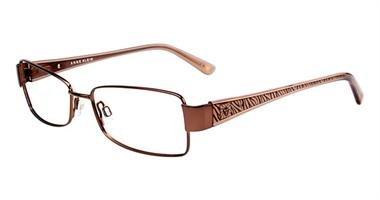 New Anne Klein Prescription Eyeglasses - AK5004 208 - Mocha