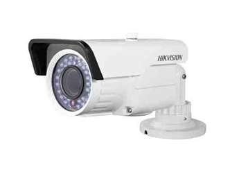 Hikvision DS-2CE15C2N-VFIR3 Outdoor Analog Bullet Camera, 720TVL, Picadis, 2.8-12 mm Lens, Day/Night, IR, 12VDC by Hikvision USA
