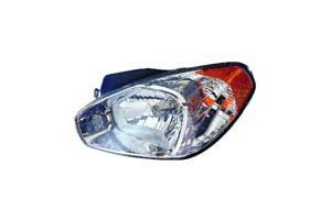 2009 accent headlight assembly - 7