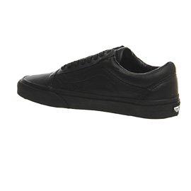 Basses Vans Homme Noir Sneakers Monochrome x5SpfHw