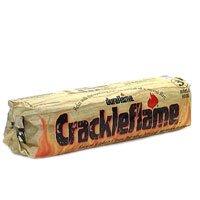Duraflame Crackleflame Crackling Fire Log, 4 Pound (Best Logs For Fires)