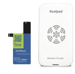 Wireless Charging Samsung Koolpad Receiver product image