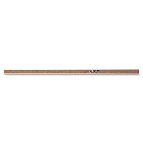 Lorell LLR49534 Bulletin Bar Self Sealing Cork Strip