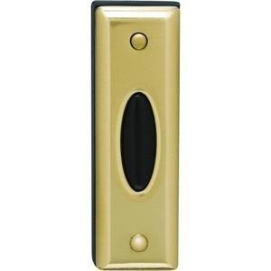 Thomas & Betts Carlon Wireless Push Doorbell Button