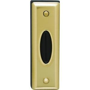 Thomas & Betts Carlon Wireless Push Doorbell Button (Wireless Button Doorbell)