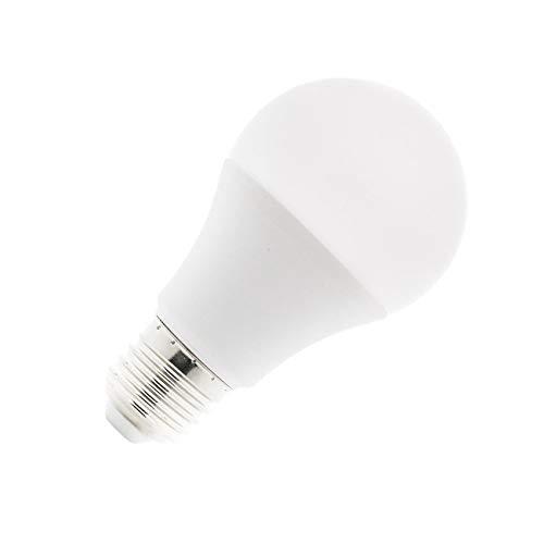 Bombilla LED E27 A60 7W Blanco Frío 6000K-6500K efectoLED: Amazon.es: Iluminación