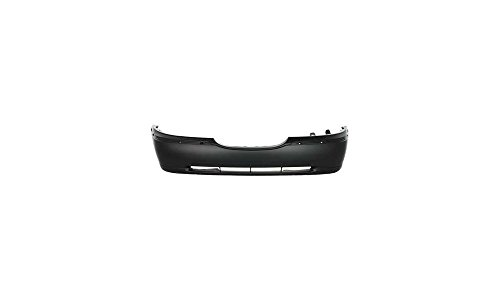 2002 Lincoln Town Car Bumper (New Evan-Fischer EVA17872012382 Front BUMPER COVER Primed Direct Fit OE REPLACEMENT for 1998-2002 Lincoln Town CarReplaces Partslink FO1000420)
