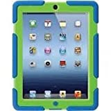 Griffin Technology Survivor case Ipad 2 and 3 Blue Green