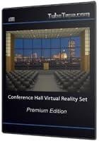 Conference Hall Virtual Reality Set - Premium Edition