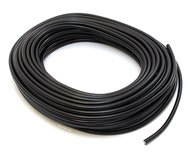Black Spark Plug Wire - 7mm - 5 Foot Length