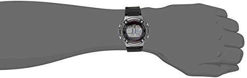 Casio Men's WS200H-1AVCF Tough Solar Powered Multi-Function Digital Sport Watch - http://coolthings.us