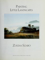 Painting Little Landscapes (Landscape Painting In Watercolor By Zoltan Szabo)