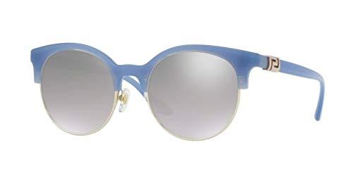79acb74eab Versace 0Ve4326B Gafas de sol, Opal Azure/Pale Gold, 53 para Mujer:  Amazon.es: Ropa y accesorios