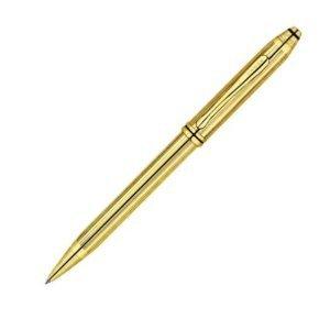 クロス Townsend 18 Karat Rolled ゴールド ボールペン【並行輸入品】 B00JIOC5PW