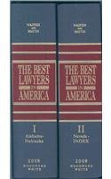 The Best Lawyers In America 2008