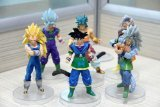 5″ Lot AF Dragonball Dragon Ball Z Lot Action Figure GOKU SAIYAN Set of 6pcs