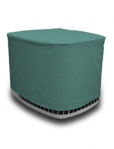 AC Covers Custom Air Conditioner Cover Made for Your Exact Make and Model. Heavy-Duty and Durable with 3-Year Tough-Weather Protection Warranty (Teal)