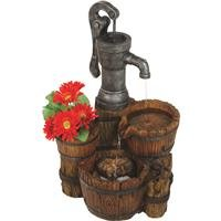 Best Garden Water Pump Planter Fountain