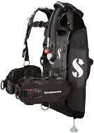 (Scubapro Hydros Pro w/Balanced Inflator BCD-Black)