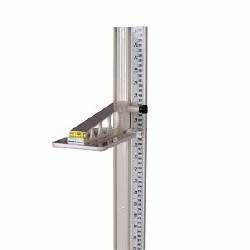 MCK35363700 - Health-o-meter Height Rod Health O Meter Wall Mount, Lightweight Model 402 Series Scale