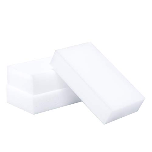 50Pcs big magic sponge eraser cleaning melamine foam cleaner home kitchen garden