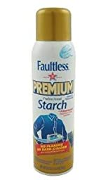 Faultless Premium Professional Starch 20 oz Can
