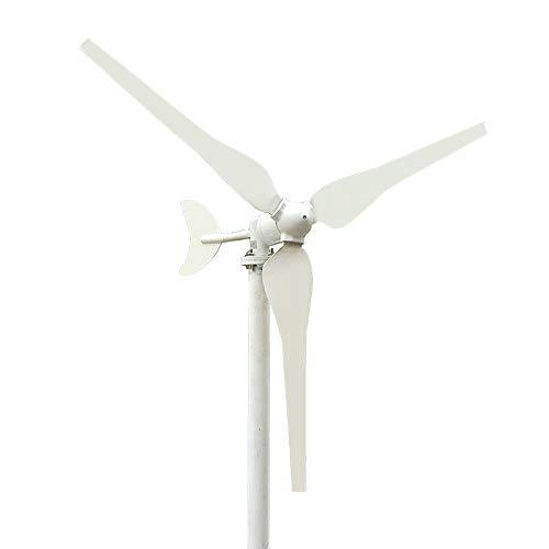 Higoo 50W Residential Wind Generator Wind Turbine Kit (DC12V)